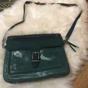 The Sak leather Crossbody Everyday bag